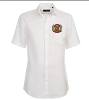Personalised Short Sleeve Oxford Shirt SALE